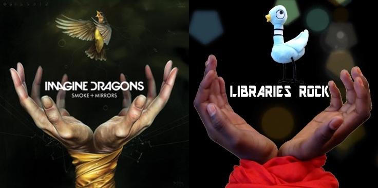 Imagine Dragons at the Library.jpg