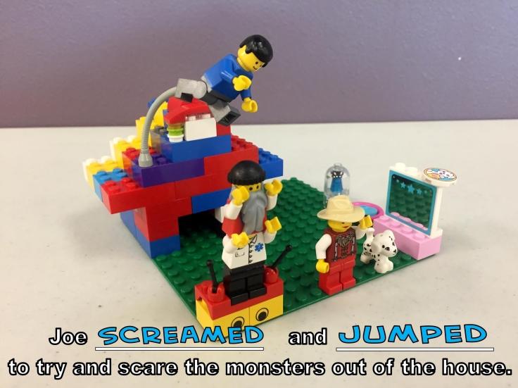Mad Libs Lego 2