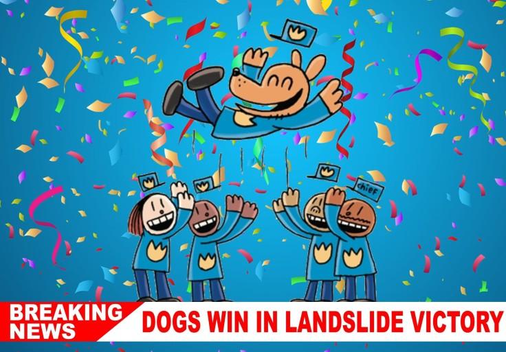Activity--Dogs Win Vote