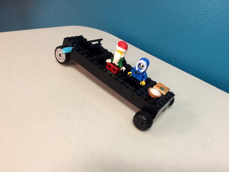 lego slow race 1