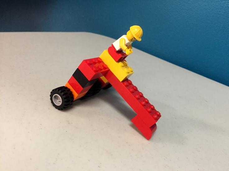 lego slow race 3