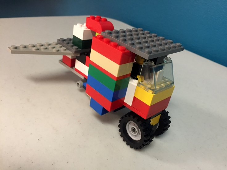 lego slow race 4