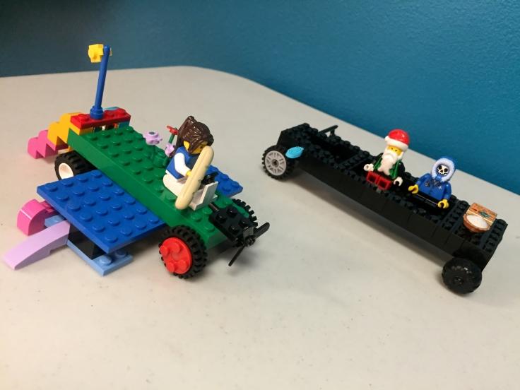 lego slow race 5