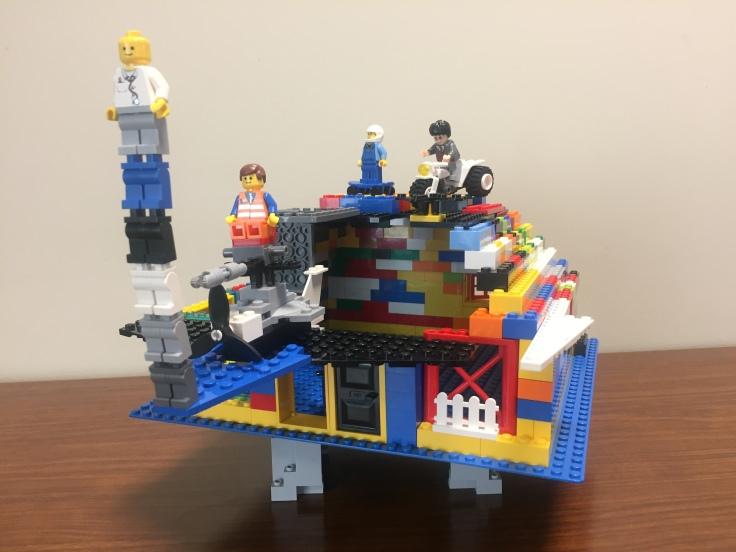Lego Stilts 1