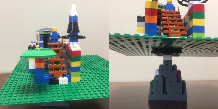 Lego Stilts 2