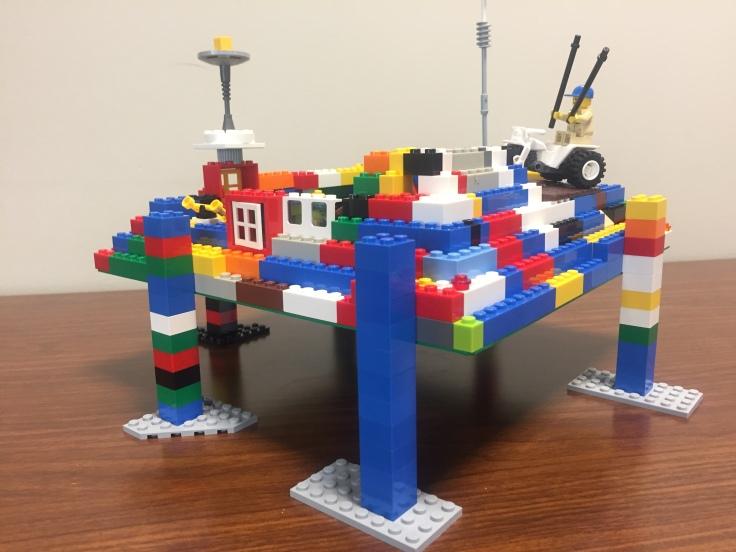 Lego Stilts 3