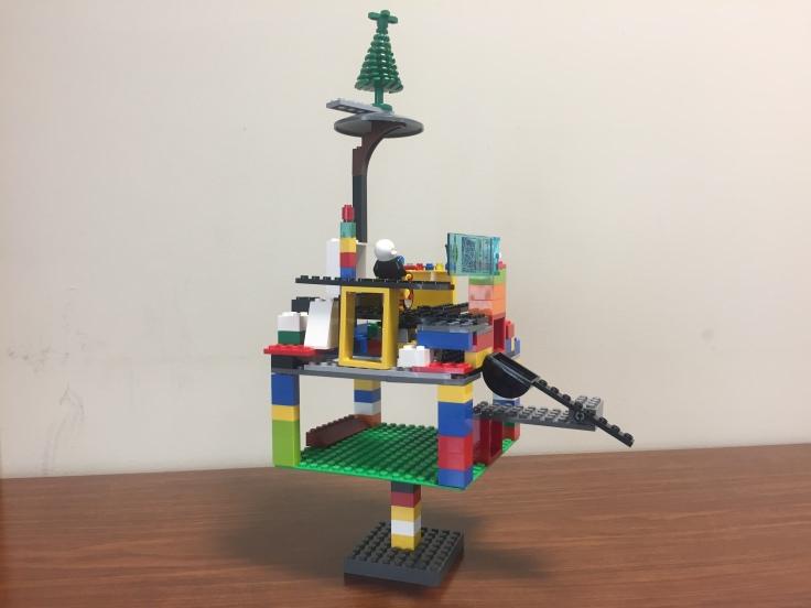 Lego Stilts 4