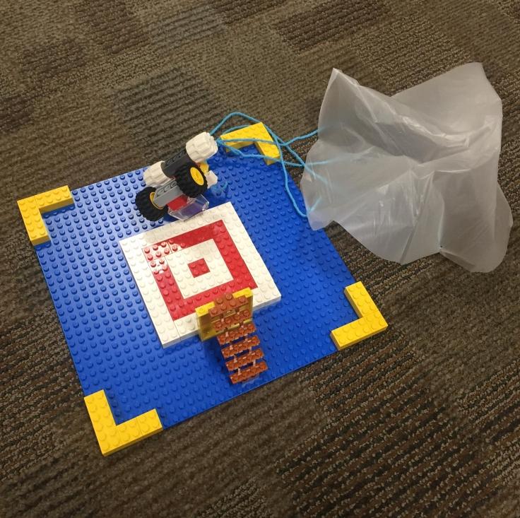 Lego Crash Landing 2