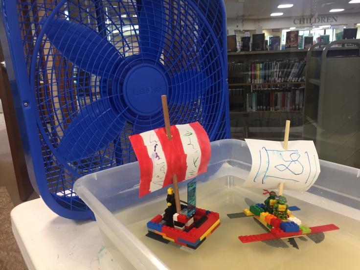 Lego Boat 1