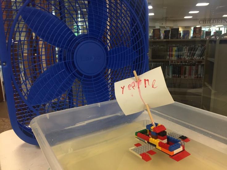 Lego Boat 3