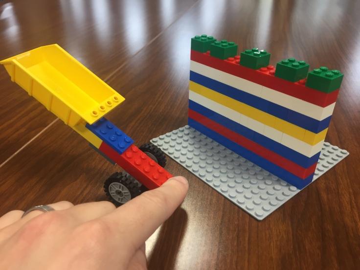 Lego Castle Siege 2