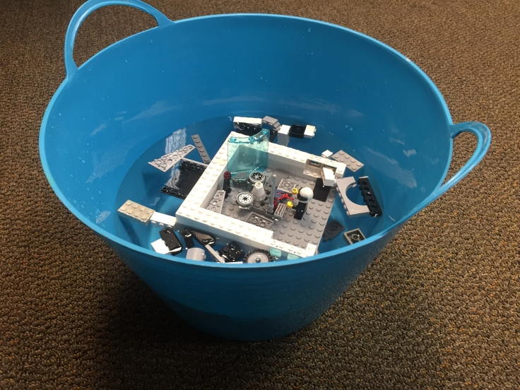 Water Lego 2