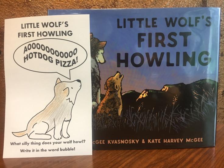 Little Wolf First Howling.JPG