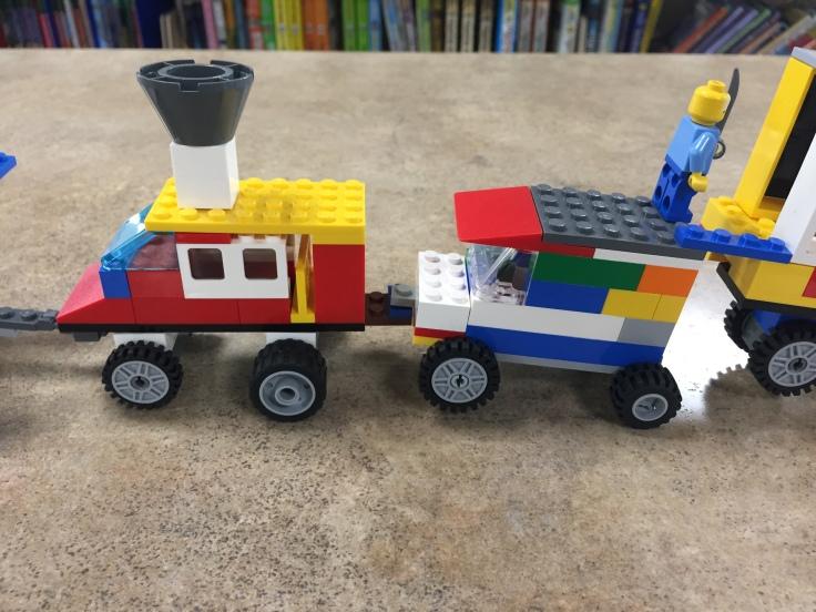 Lego Train 2