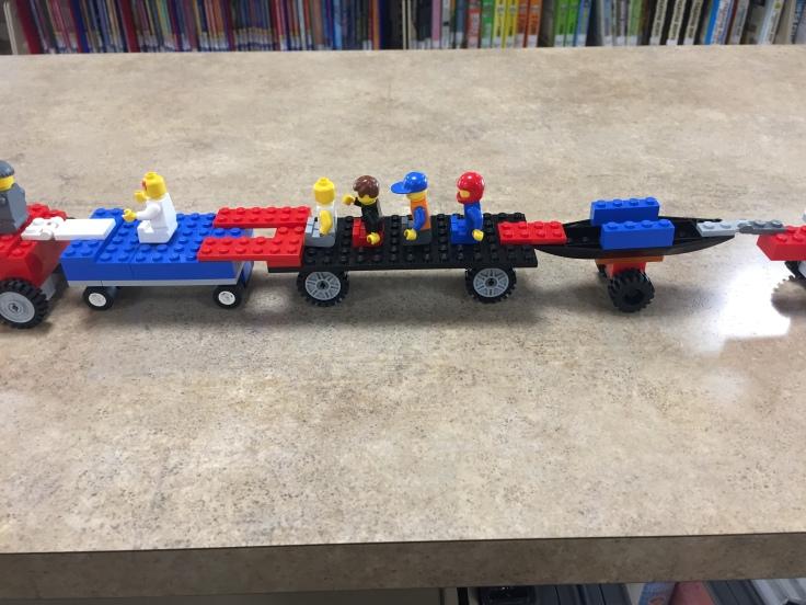 Lego Train 3