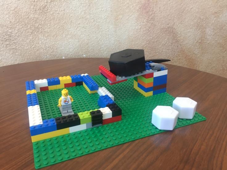 Lego Cantilever 1