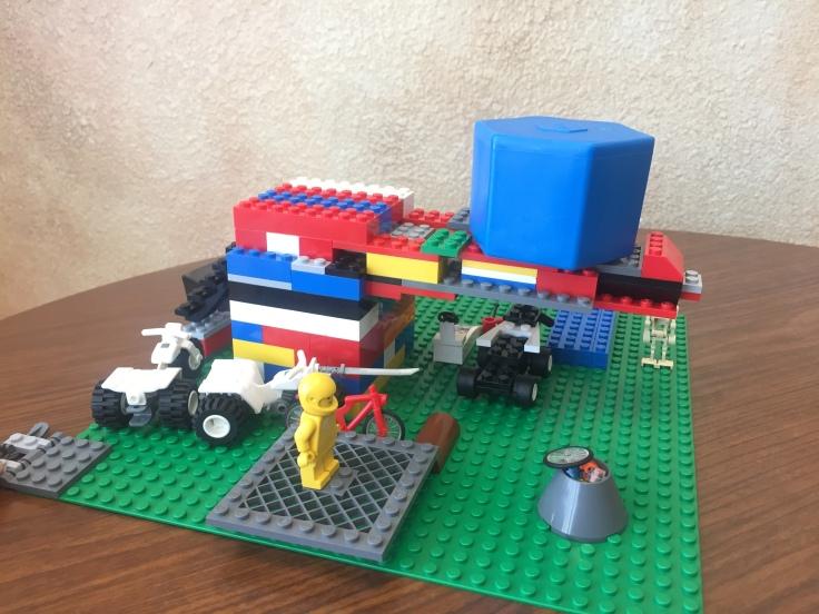 Lego Cantilever 2