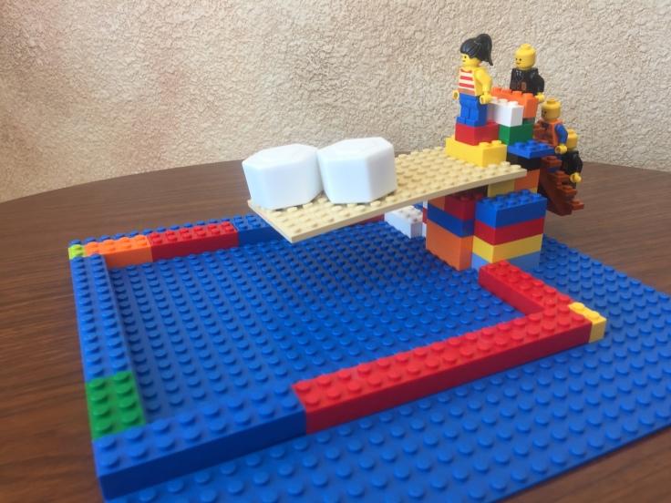 Lego Cantilever 3
