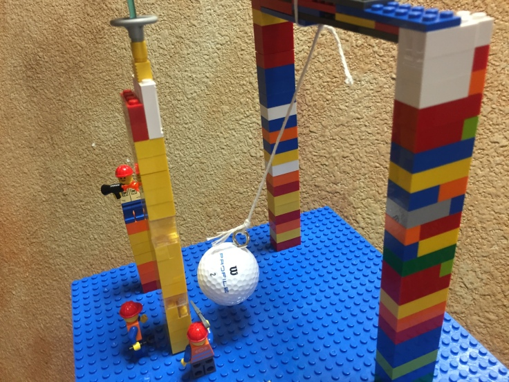Lego Wrecking Ball 2