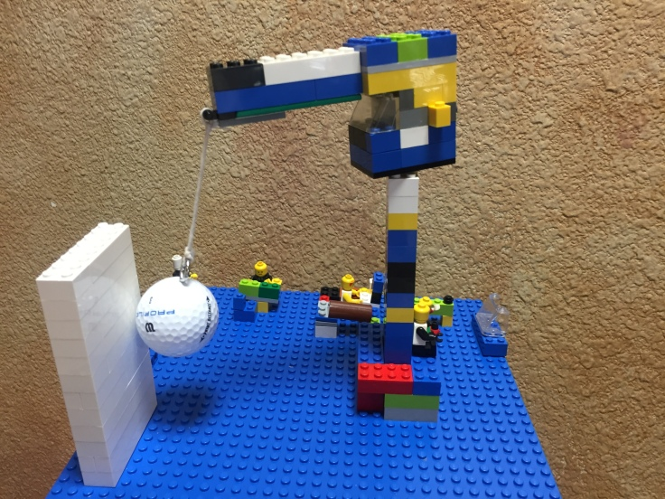 Lego Wrecking Ball 3