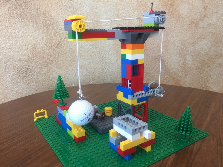 Lego Wrecking Ball 4