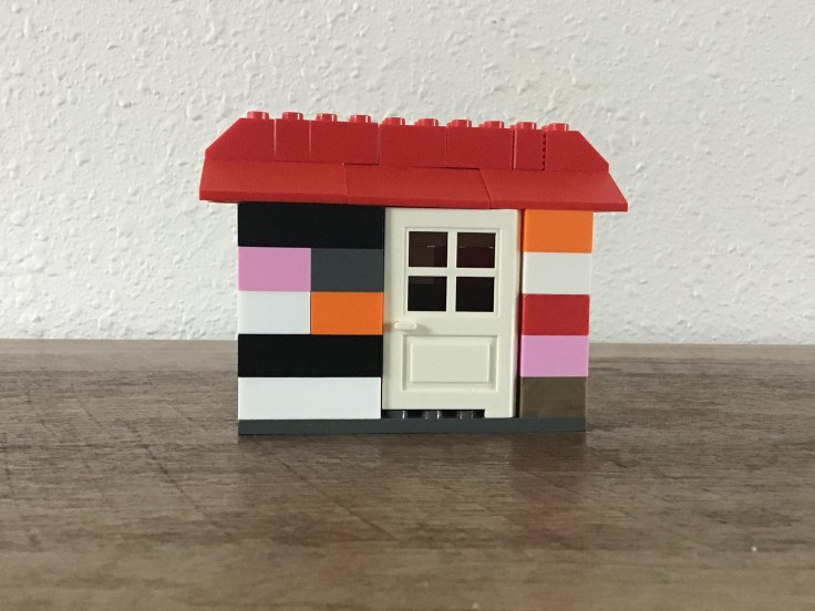 Lego Reverse Engineering 1
