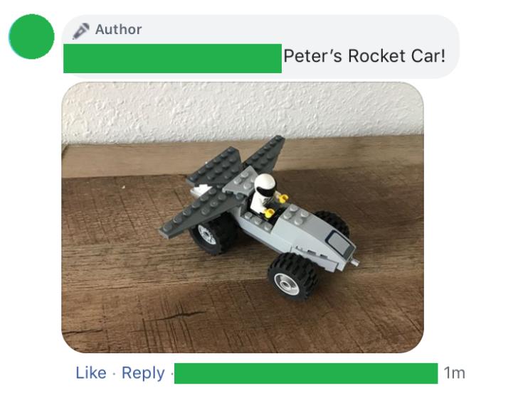 Lego Reverse Engineering 3