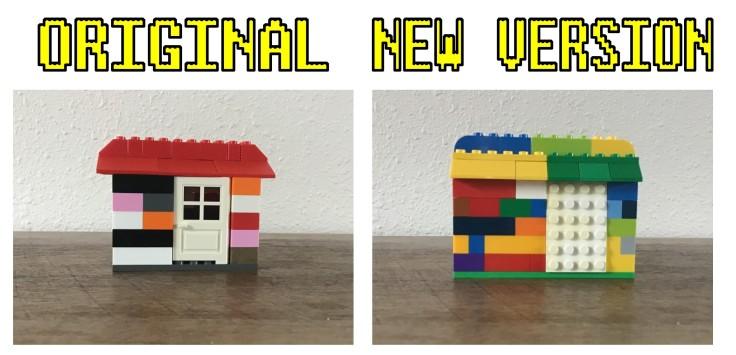 Lego Reverse Engineering 4