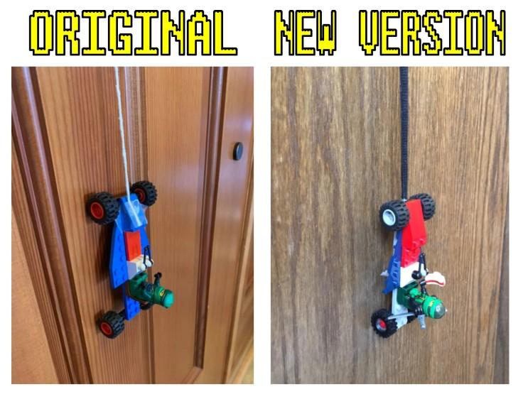 Lego Reverse Engineering Example