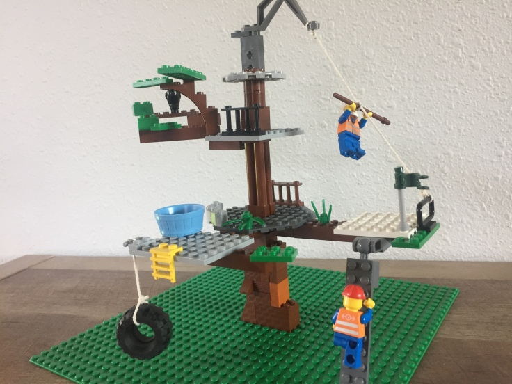 Lego Tree Fort 3